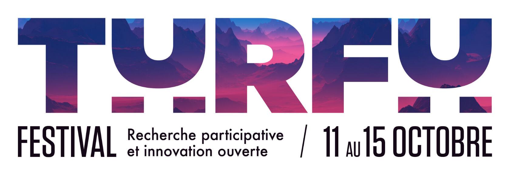 TURFU  festival - du 11 au 15 Octobre