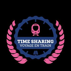 Time Sharing et Voyage en Train Testeur-se