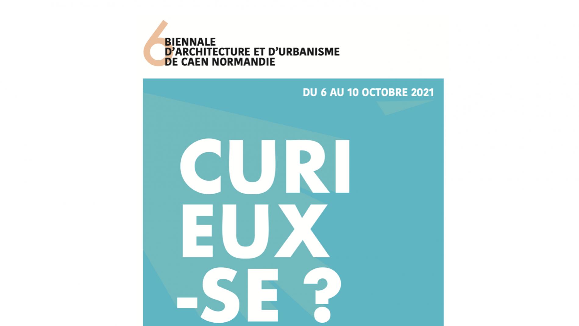 Biennale d'Architecture et d'Urbanisme de Caen